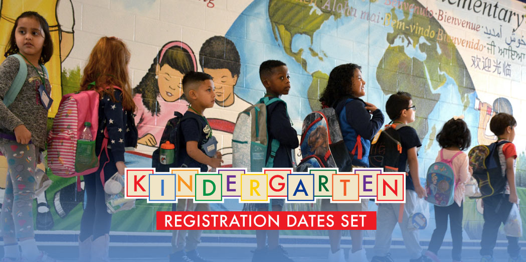 This is the image for the news article titled Kindergarten Registration